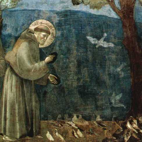 Saint Francis Giotto Assisi